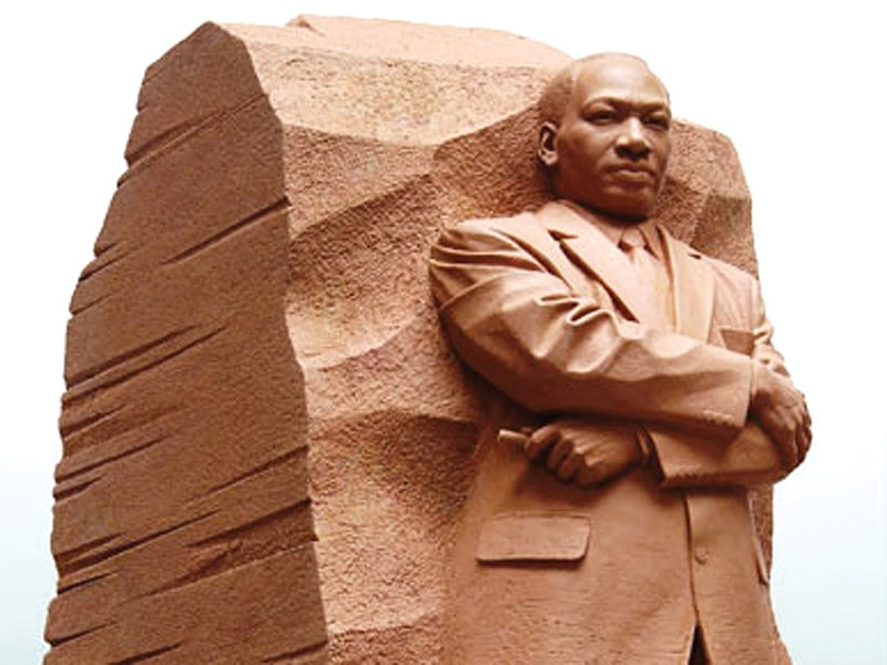 A Martin Luther King, Jr. memorial to be unveiled in Washington, D.C.