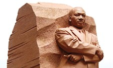 Statue Postpones MLK Bomb Trial