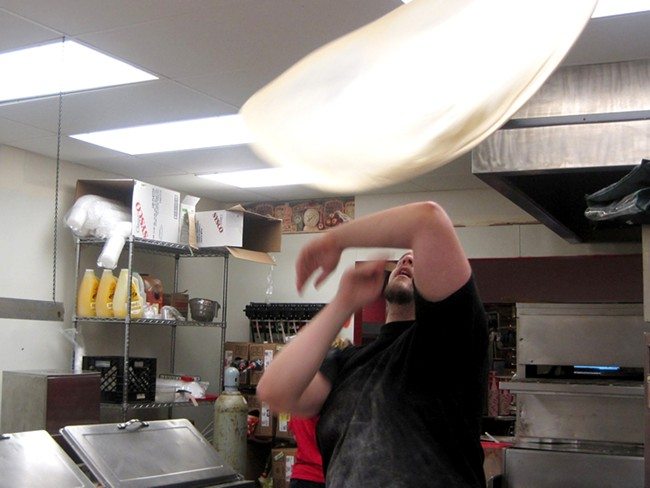A photo from Pizza Oven\'s Facebook page.