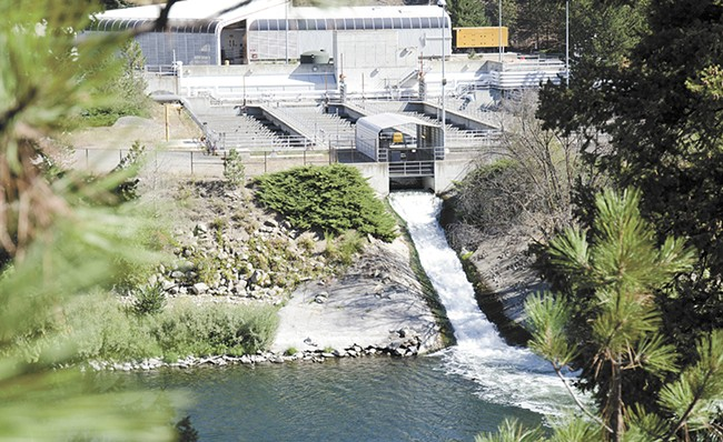 A recently adopted city Integrated Clean Water Plan would add a new layer of treatment and expand capacity at the Riverside Park Water Reclamation facility. - JACOB JONES