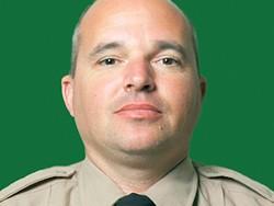 Spokane County Sheriff's Deputy Brian Hirzel