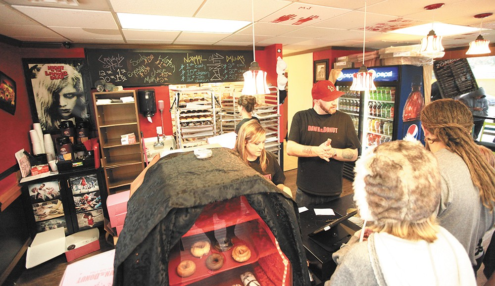 After abruptly closing, Dawn of the Donut is coming back to life, but in a different form.