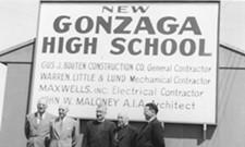 Spokane's Jesuit High School Graduates