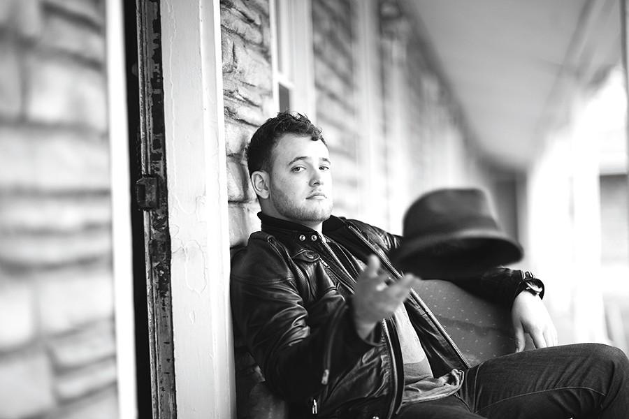 American Idol alum Matt Giraud