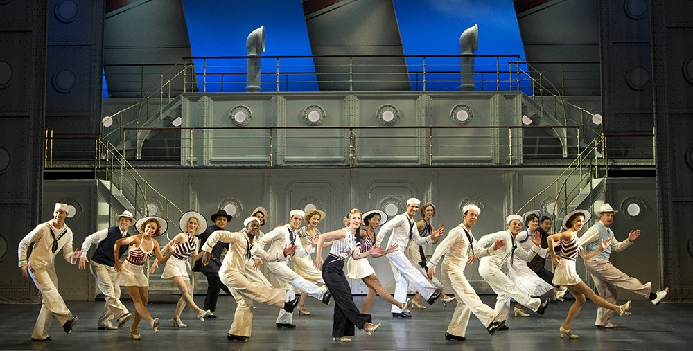 Anything Goes opens up the Best of Broadway season.