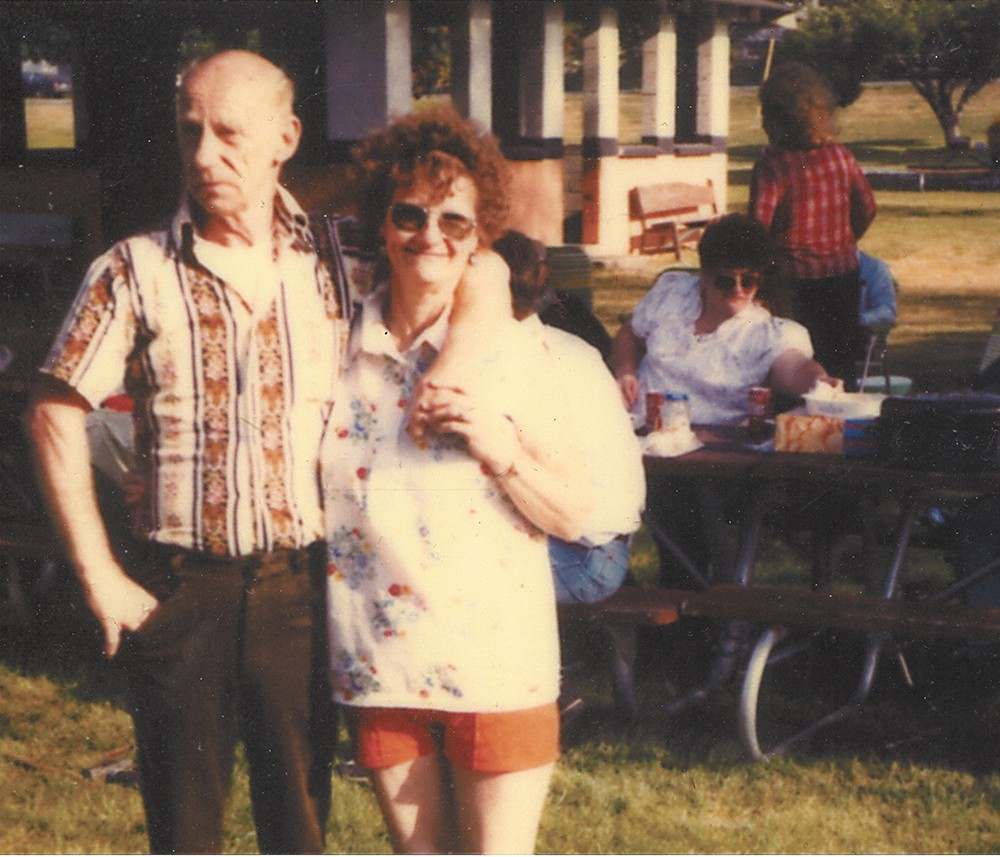 Belton and Myrtle courtesy of Ian Day