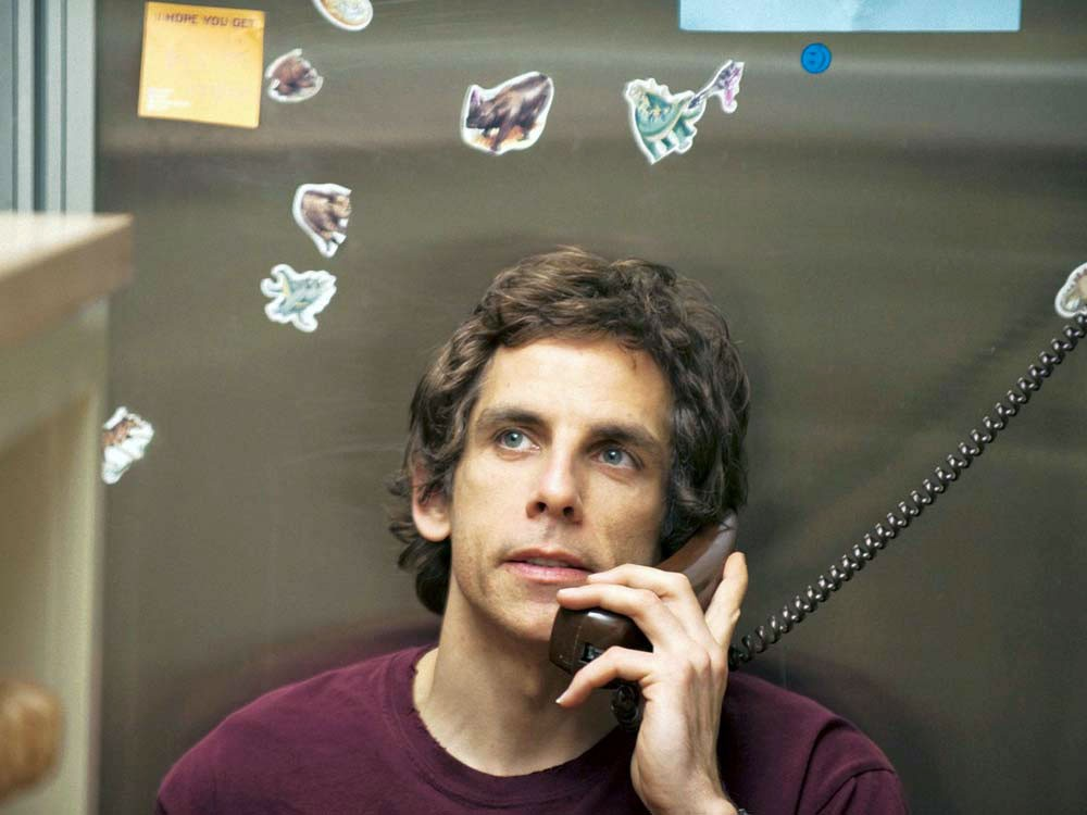Ben Stiller in Greenberg