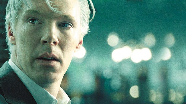 Benedict Cumberbatch shows some skill, but can't save The Fifth Estate.