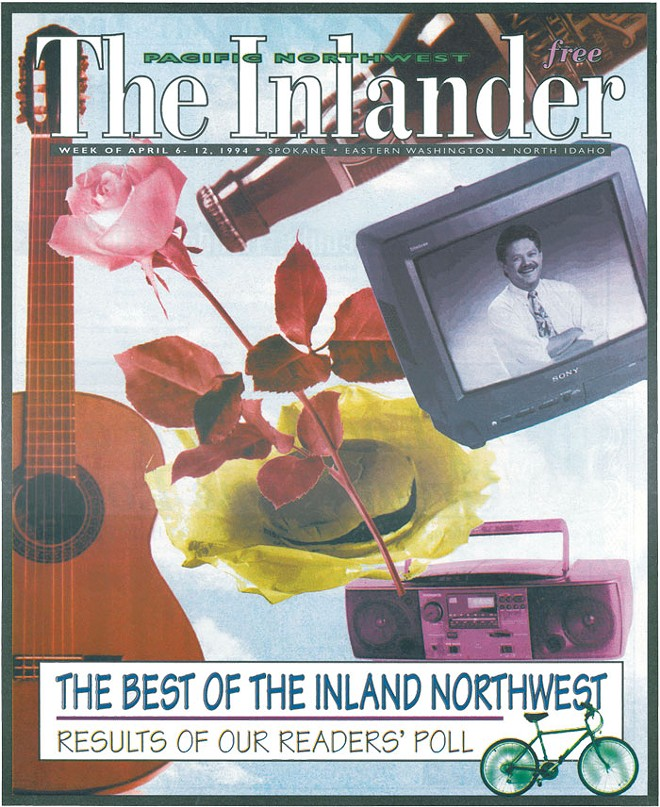 Best Of the Inland Northwest Covers