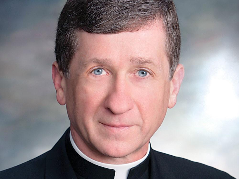 Bishop Blase Cupich