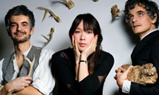 'Penny Sparkle,' Blonde Redhead