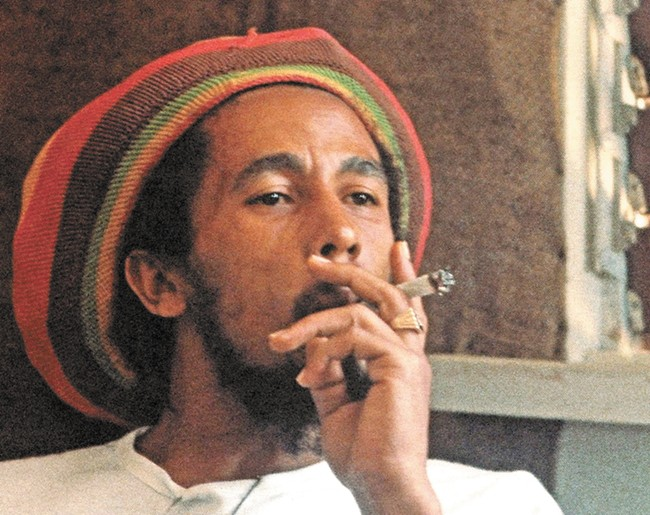 Bob Marley's family has signed onto Privateer Holdings' Marley brand pot.