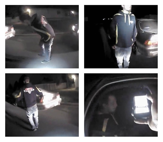 Body camera footage captures a suspected drunk driver in Liberty Lake. Records laws make such videos available to anyone who asks.