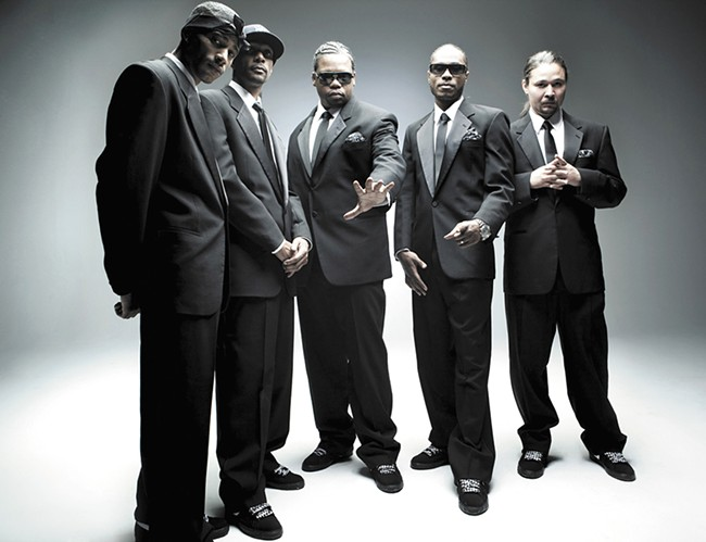 Bone Thugs-n-Harmony help Spokane ring in 2015 next week.