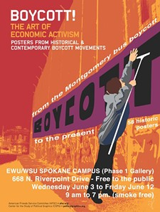 AFSC - BOYCOTT! The Art of Economic Activism