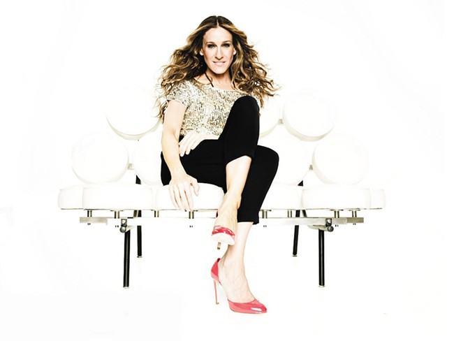 Carrie Bradshaw of Sex and The City helped to change the way some of us talk about sex.