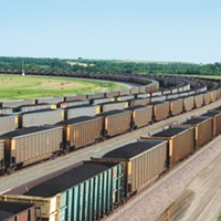 Coal Trains Coming
