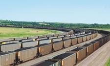 Coal Trains Coming