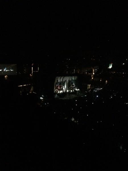 Alice Cooper's enjoyably frightening stage setup at the Spokane Arena