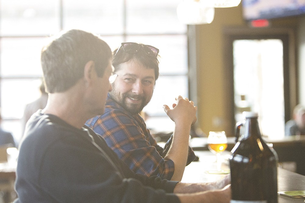 Craft breweries like Perry Street Brewing host special beer nights. - YOUNG KWAK