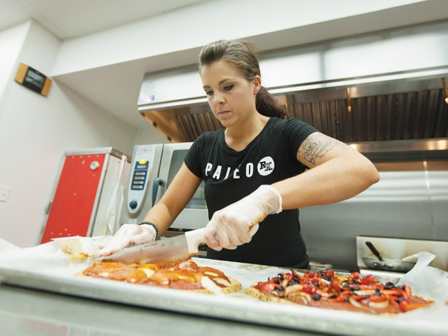 Crystal Scott's Paleo Rx gets dieters in line with the paleo way with prepared meals. - YOUNG KWAK