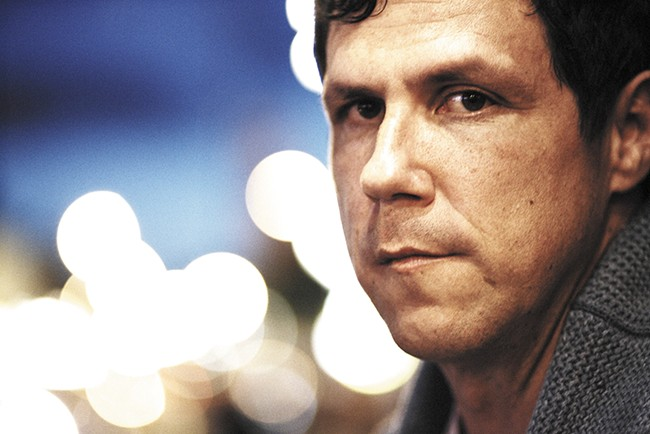 Damien Jurado plays an acoustic set at the Bartlett next Tuesday.