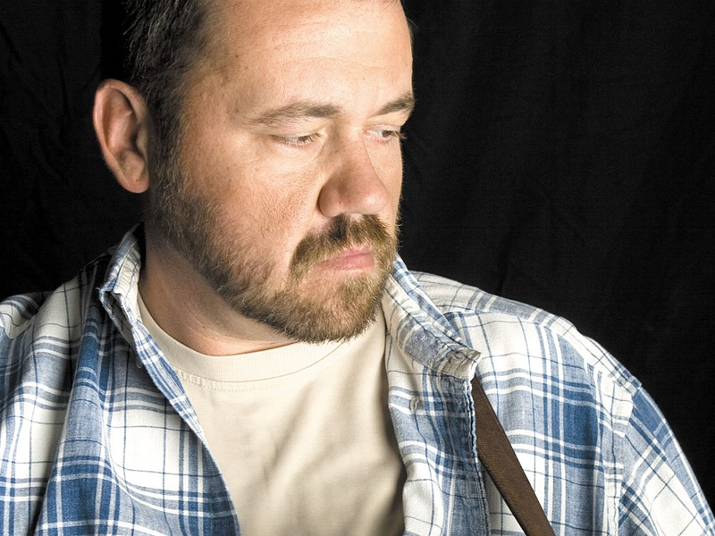 Dan Tyminski: the voice that came out of George Clooney's mouth