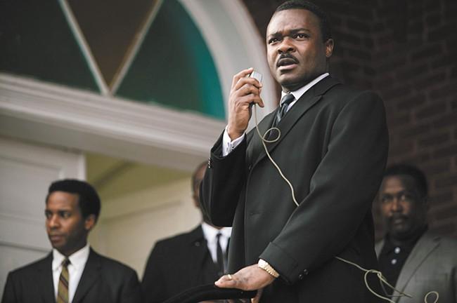 David Oyelowo as Martin Luther King, Jr.