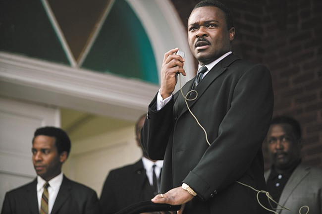 David Oyelowo as Martin Luther King, Jr.