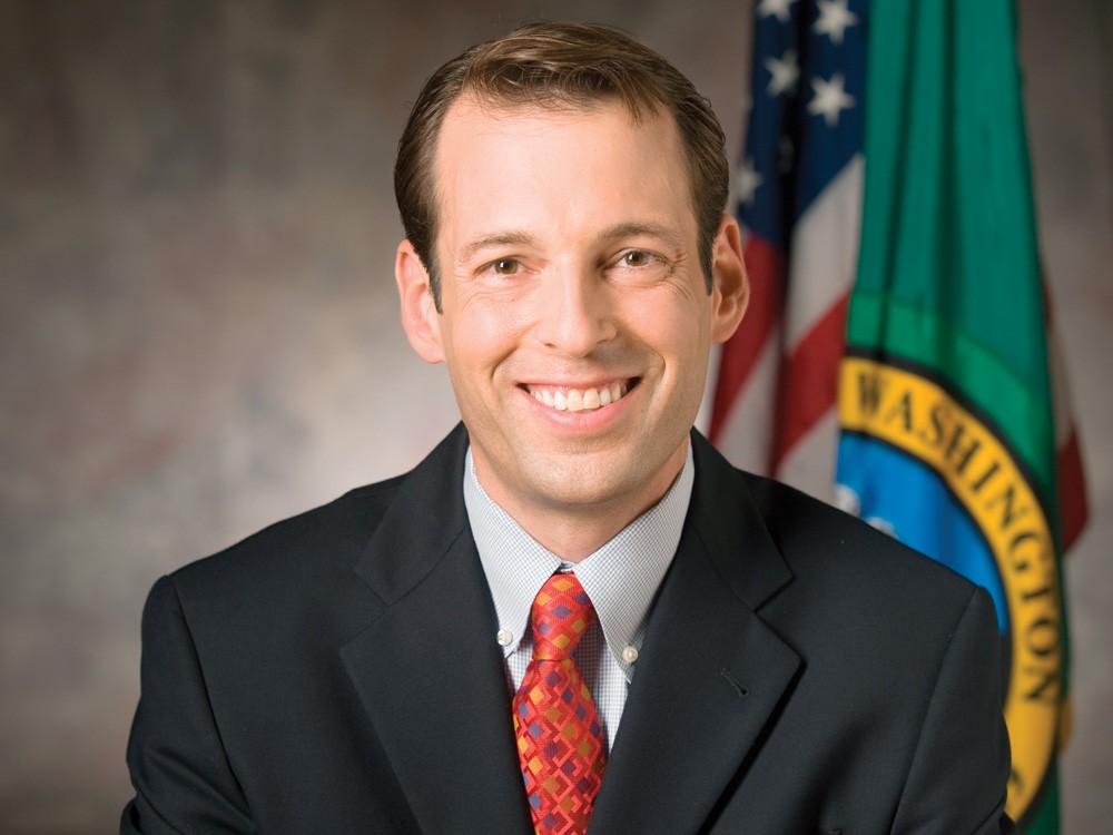Democratic Rep. Andy Billig