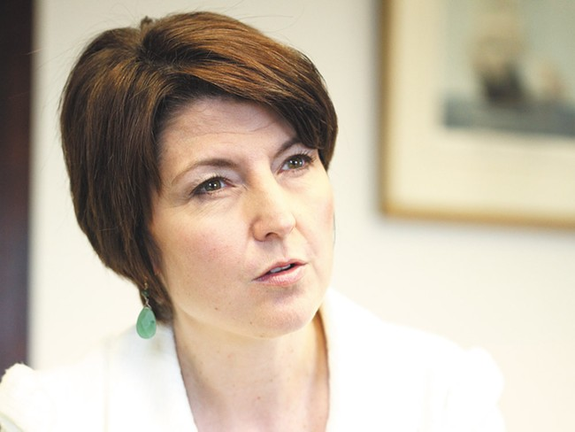 Democrats face an uphill battle against McMorris Rodgers. - YOUNG KWAK