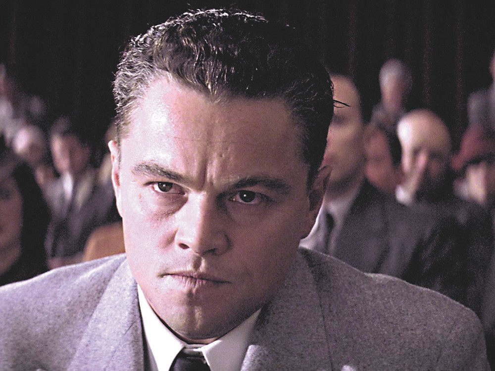 DiCaprio, waiting to slip into something a little more comfortable