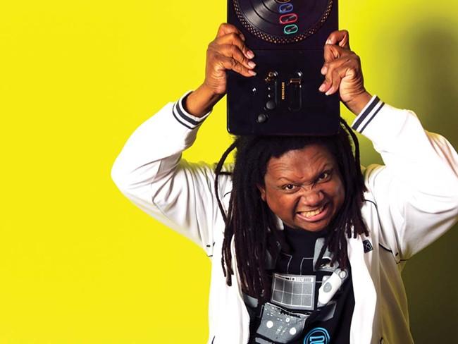 DJ Donald Glaude