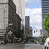 Downtown on Sprague Avenue, past and present