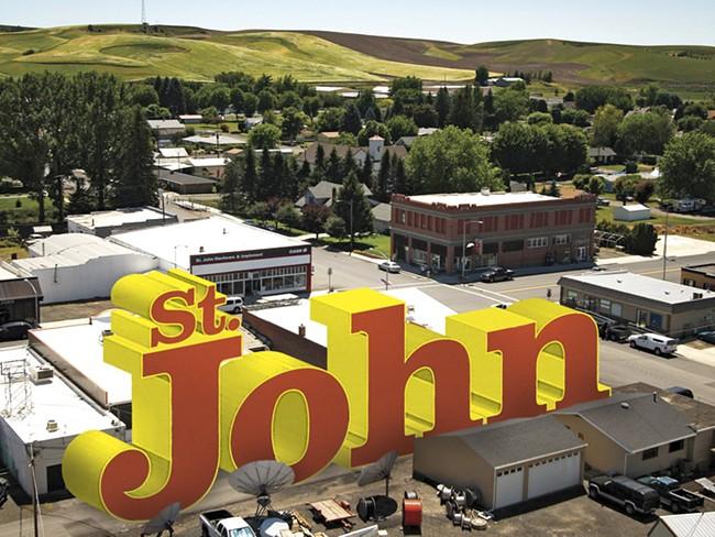 Downtown St. John - YOUNG KWAK