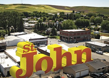 The Lives of St. John