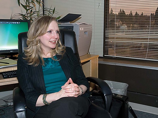 Dr. Stephanie Kuffel - LORETTA SURMA