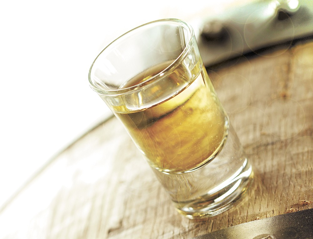 Dry Fly's Whiskey is just one of the locally made beverages you'll find at Restaurant Week eateries. - YOUNG KWAK