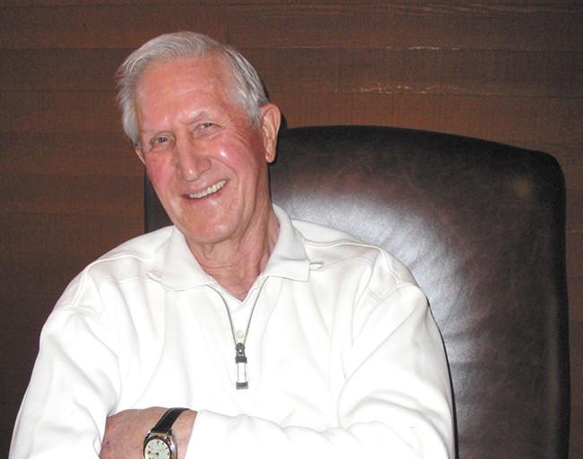 Duane Alton: Still fighting against school bonds and levies. - DANIEL WALTERS