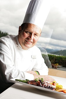 During his 20 years with the Coeur dAlene Resort — and the North Shore for years before that — Chef Jessick has held just about every job available. - YOUNG KWAK