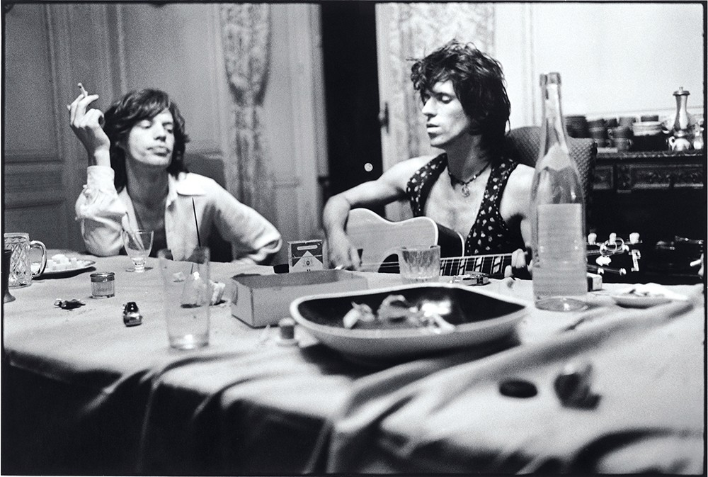 Each book in the 33 Series takes on one noteworthy album. Among those featured: The Rolling Stones' Exile on Main Street.