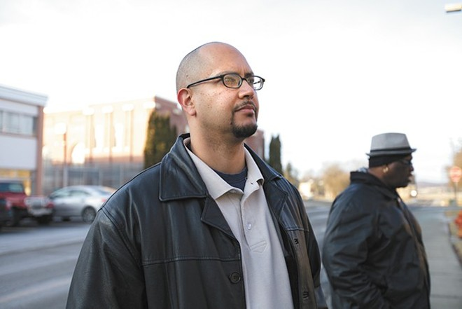Eastern State Hospital patient Ketema Ross is one of the plaintiffs in a lawsuit against Washington and the Department of Social and Health Services. - YOUNG KWAK