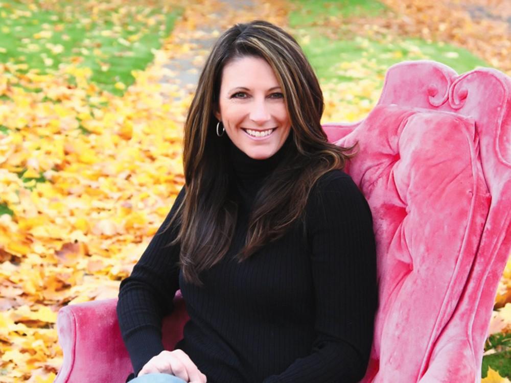Eden Irgens, board president of Balance North Idaho