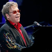 Elton John rockets back to Spokane Arena