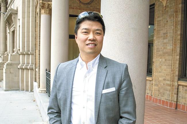 Empire Health Foundation President Antony Chiang. - SARAH WURTZ