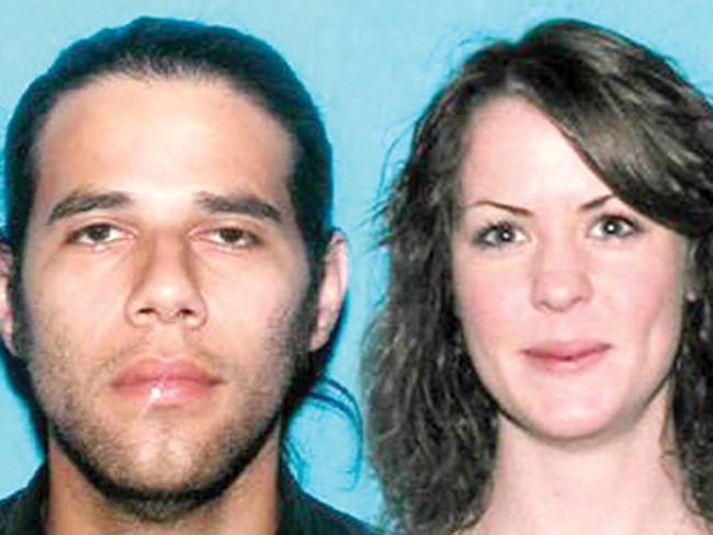 Ernesto Bustamante and Katy Benoit