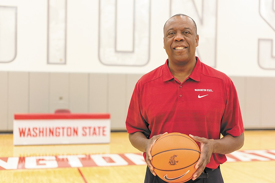 "Ernie Kent: ""I can go anywhere in the country ... to recruit."" - MATT WEIGAND"