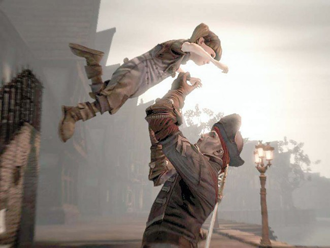 Fable III makes room for innocence as much as experience.