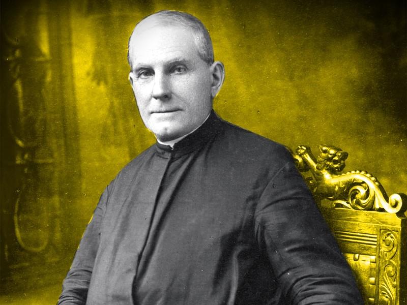 Father Joseph Mary Cataldo