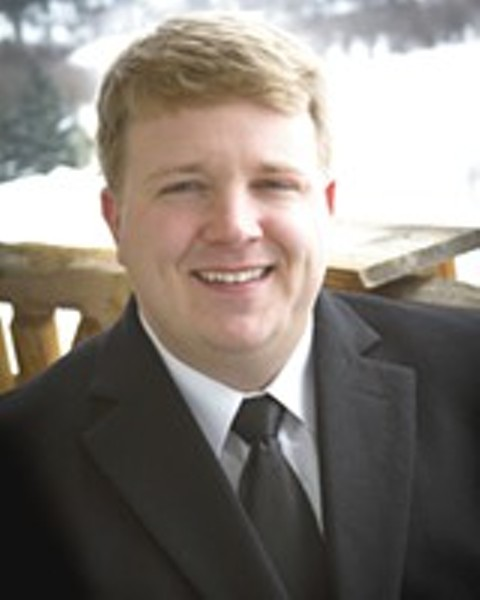 Ferry County Commissioner Brian Dansel